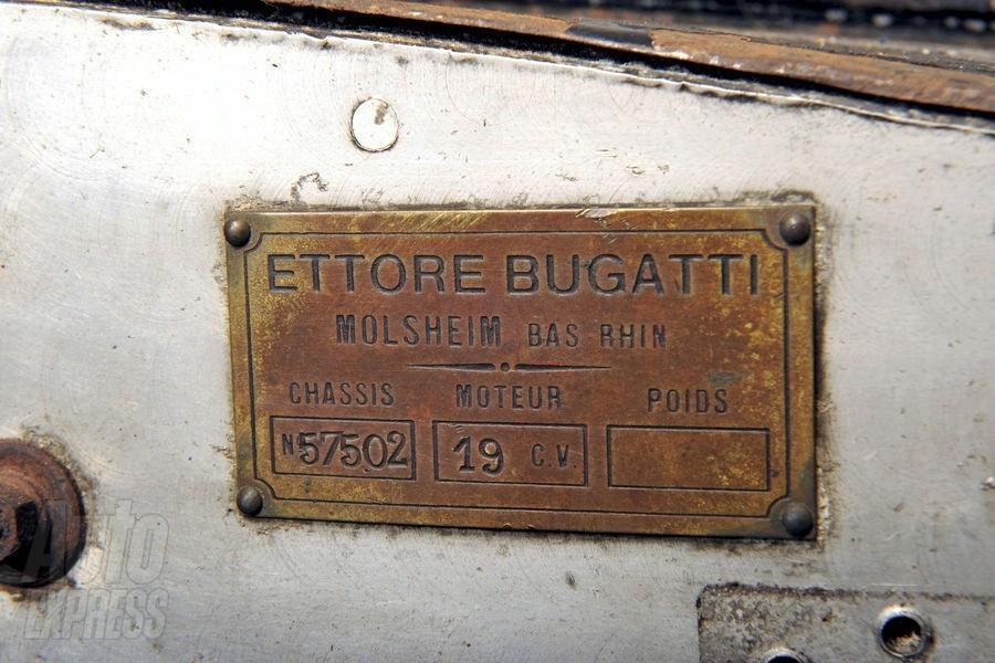 Foto de Bugatti Type 57S (6/12)