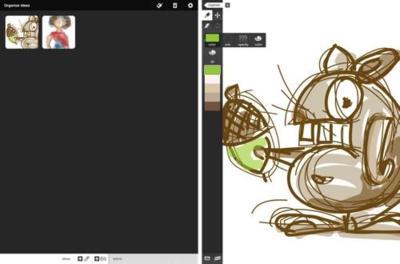 Adobe entra en el iPad con Ideas, una aplicación para bocetar