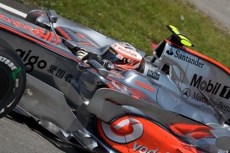 Heikki Kovalainen disconforme con las tácticas de McLaren
