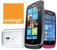 Precios Nokia Lumia 610 NFC con Orange