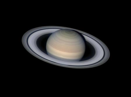 Serene Saturn Damian Peach