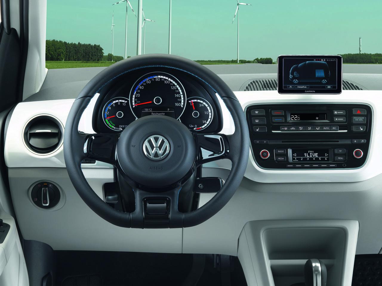 Foto de Volkswagen e-up! (7/26)