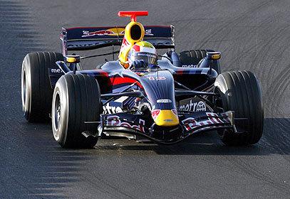 Mark Webber no ve a Alonso en Red Bull
