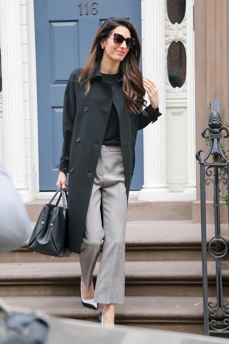 amal clooney look estilismo outfit