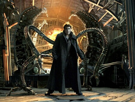 Alfred Molina Regresa Doctor Octopus Spider Man No Way Home