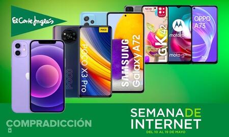 Smartphones Semana Internet Eci