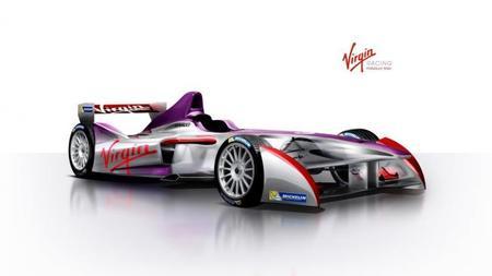 Virgin Racing Fórmula-E Team quiere un equipo a la altura de la Fórmula 1