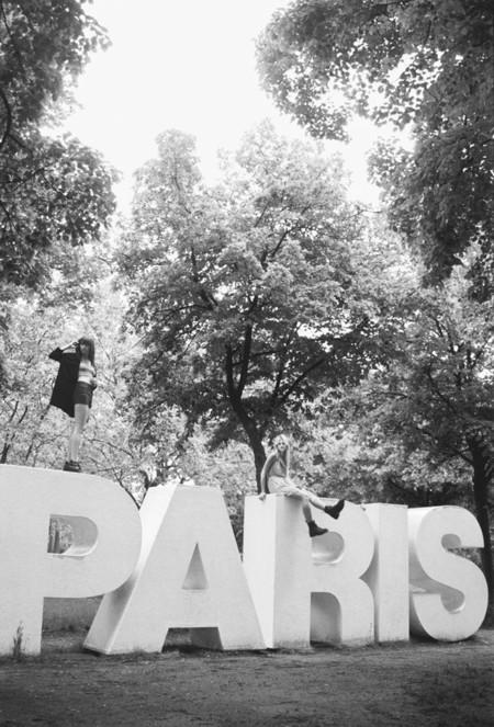 París Urban Outfitters otoño 2013 catálogo
