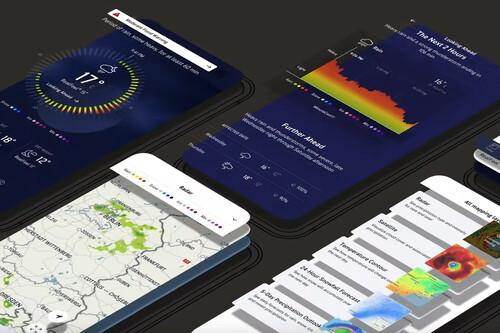 Las mejores aplicaciones del tiempo para Android: comparativa a fondo