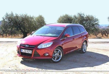 Ford Focus 1.0 EcoBoost, presentación en Barcelona (parte 1)