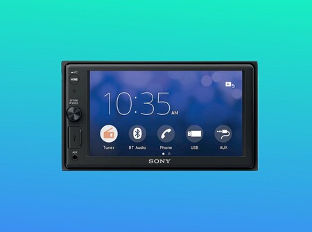 Sony Carplay