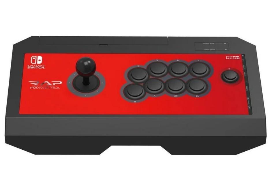 Hori Real Arcade Pro V Hayabusa Nintendo Switch