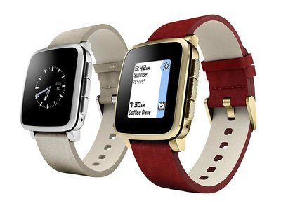 Pebble Time Steel por 86 euros en Amazon: hora de aprovechar antes de que desparezca