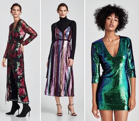 Vestidos de zara para bodas 2019