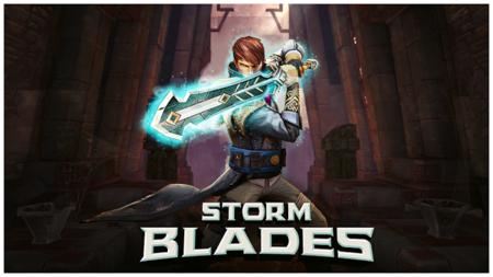 Stormblades, acción de lucha con espadas en lo nuevo de los creadores de Subway Surfers