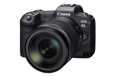 Canon Eos R5 4