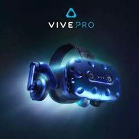 Vive Pro: HTC mejora la resolución de la realidad virtual y añade altavoces para una mayor inmersión