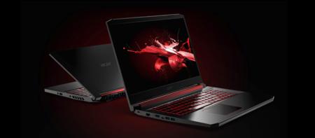 Ahorra 300 euros en el equilibrado y solvente portátil gaming Acer Nitro 5: 899 euros  en PcComponentes