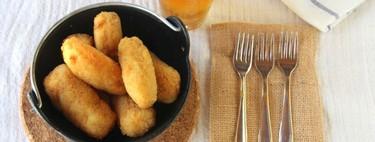 Croquetas de pollo, la mejor receta para disfrutar de un clásico de nuestra gastronomía