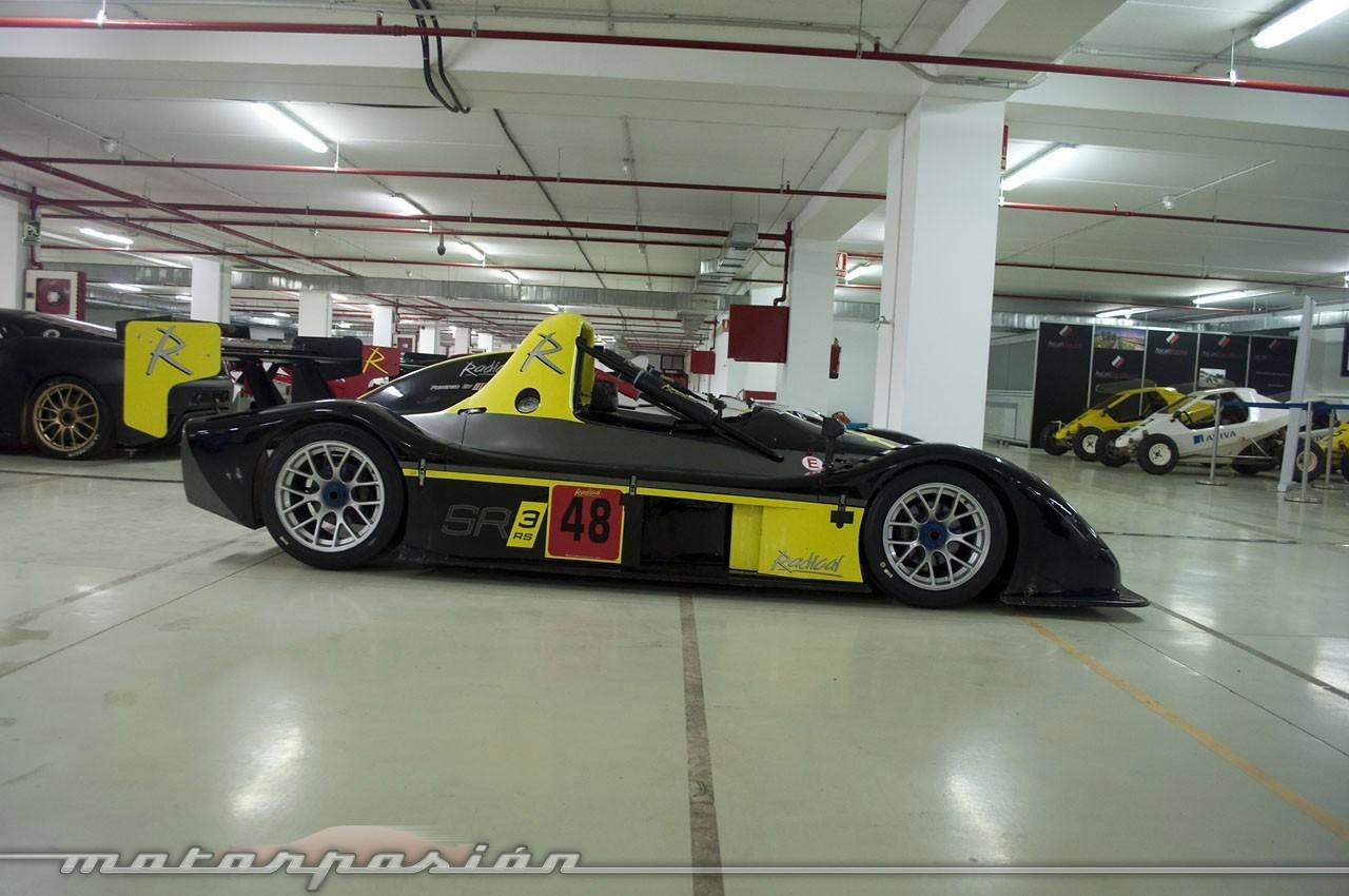 Foto de El garaje de ensueño del Ascari Race Resort (20/36)