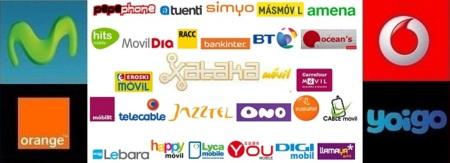 Comparativa de servicios asociados a los operadores móviles