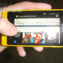 Foto 2 de 36 de la galería analisis-del-sony-xperia-go en Xataka Android