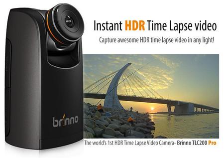 Brinno TLC200 Pro, Time Lapses en HDR con sólo pulsar un botón