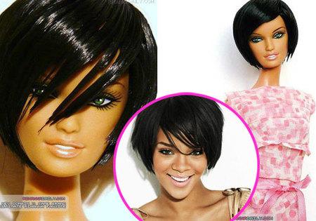 Rihanna convertida en muñeca