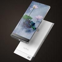Nubia también nos hace soñar con el futuro de los smartphones sin bordes con este concepto