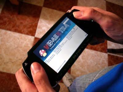 El ganador de nuestro concurso 'Gánate una PSP' nos envía unas fotos
