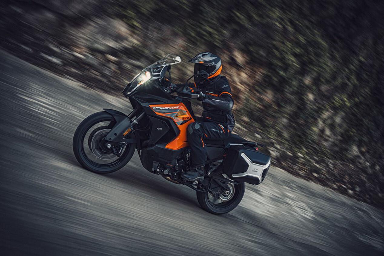 Foto de KTM 1290 Super Adventure S 2021 (5/11)