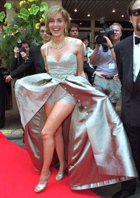 Los 29 más bonitos e icónicos looks vistos en la alfombra roja del Festival de Cannes (ever)