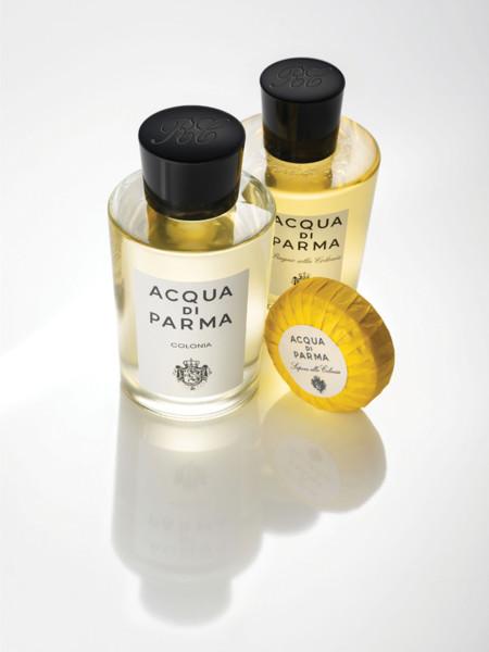 Frascos De Acqua Di Parma