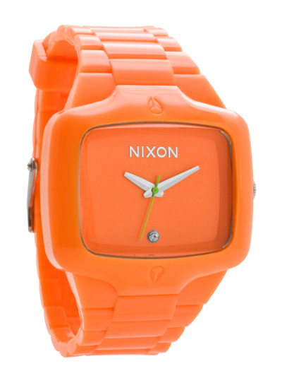 The Fluro Rubber Player, nuevos relojes de Nixon