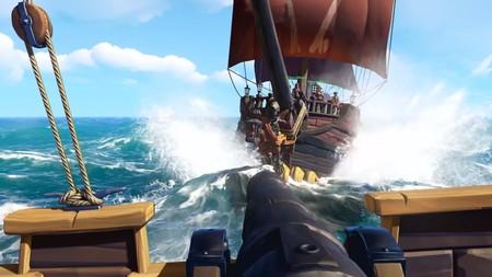 Sea of Thieves vuelve a mostrarse en vídeo y nos cita a inicios de 2018 [E3 2017]