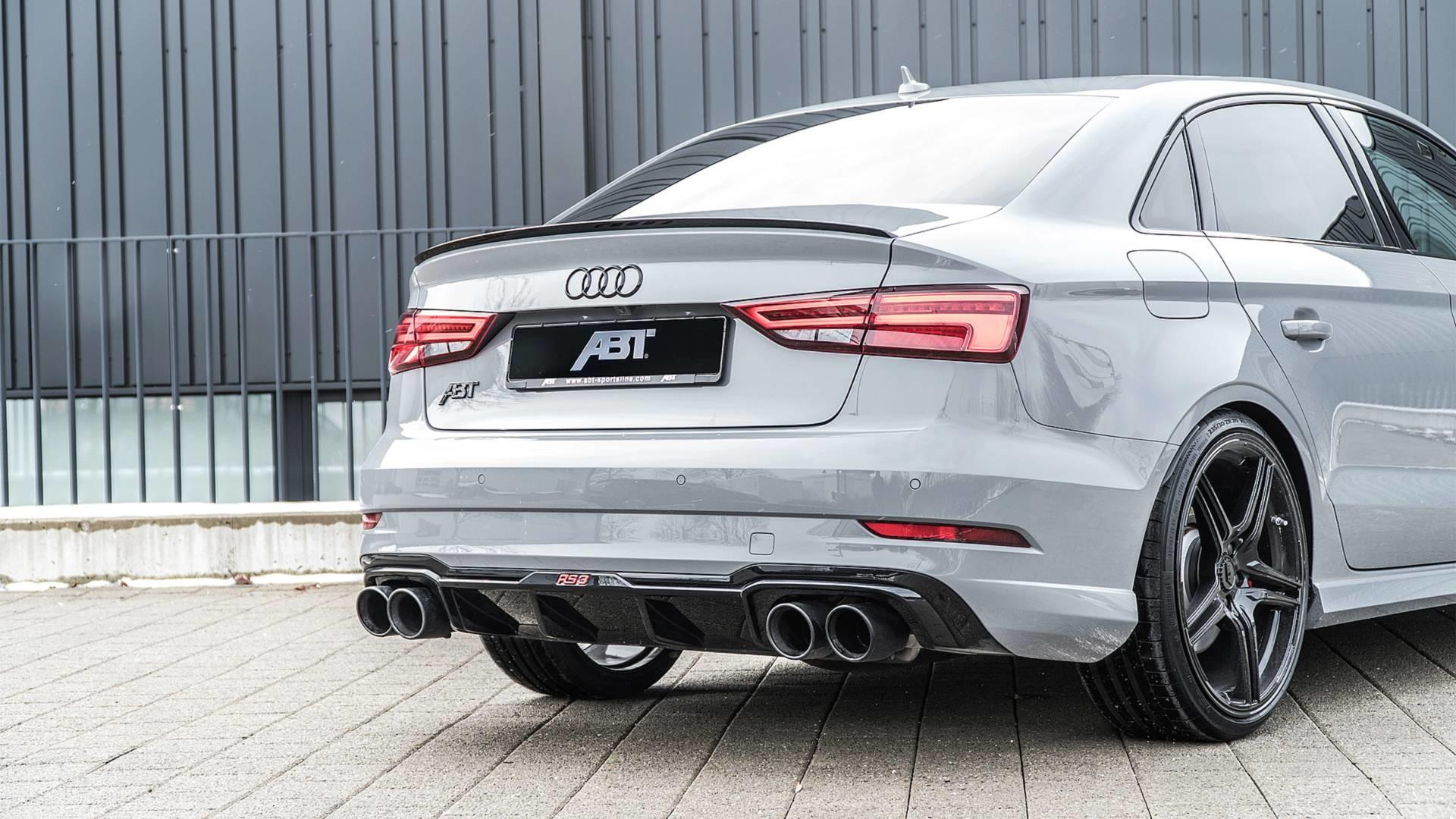 Foto de ABT Audi RS 3 Sedán (4/9)