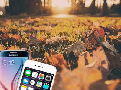 Ya es otoño en... ¡tu smartphone!