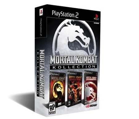 'Mortal Kombat Kollection' para PS2 en septiembre