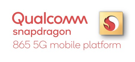 Qualcomm Snapdragon 865g 5g Mobile Platform Logo Horizontal