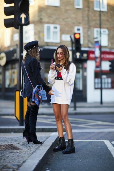 street style primavera 2018 tendencias tommy hilfiger