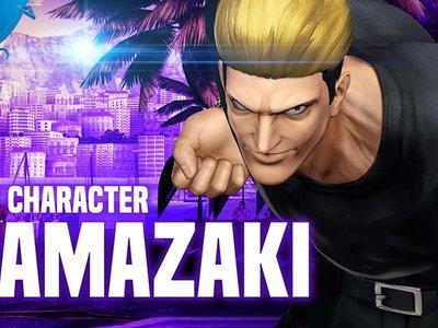 Ryuji Yamazaki es el segundo personaje descargable para The King of Fighters XIV