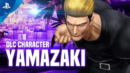 Ryuji Yamazaki es el segundo personaje descargable para The King of Fighters XIV