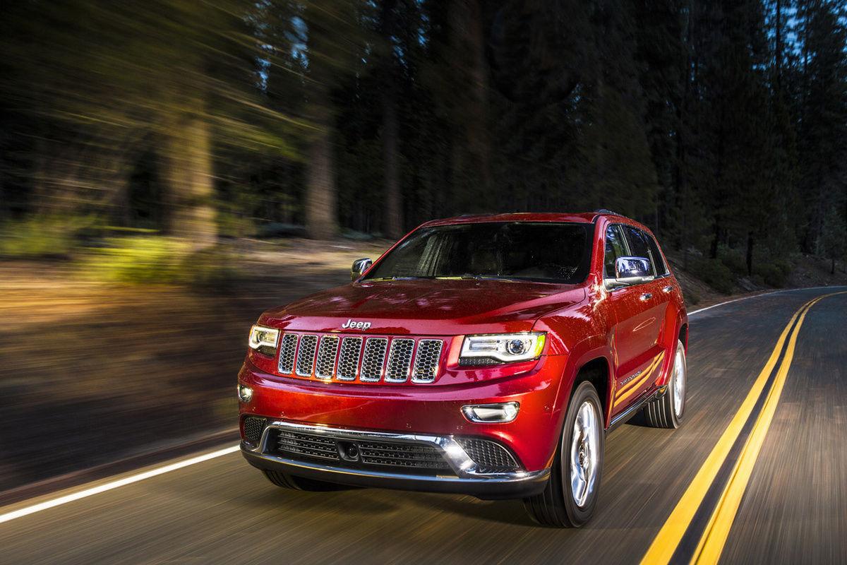 Foto de 2014 Jeep Cherokee (13/33)