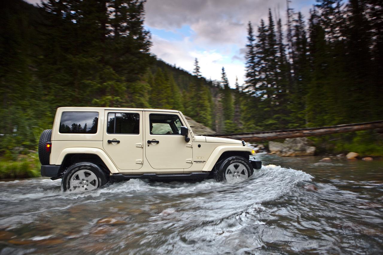 Foto de 2011 Jeep Wrangler (13/27)