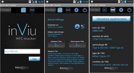 inViu NFC Tracker, un rastreador para facilitar la localización de flotas, personal o inventarios