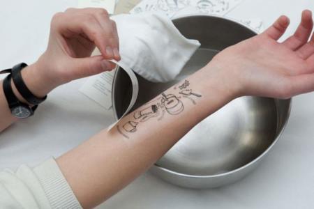 I Tradizionali recetas tatuaje