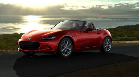 El Mazda MX-5 podría tener una versión con 181 hp para 2019