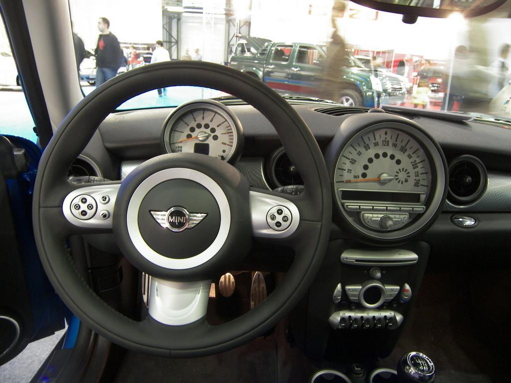 Foto de Mini Cooper S en el Salón de Vigo (1/5)