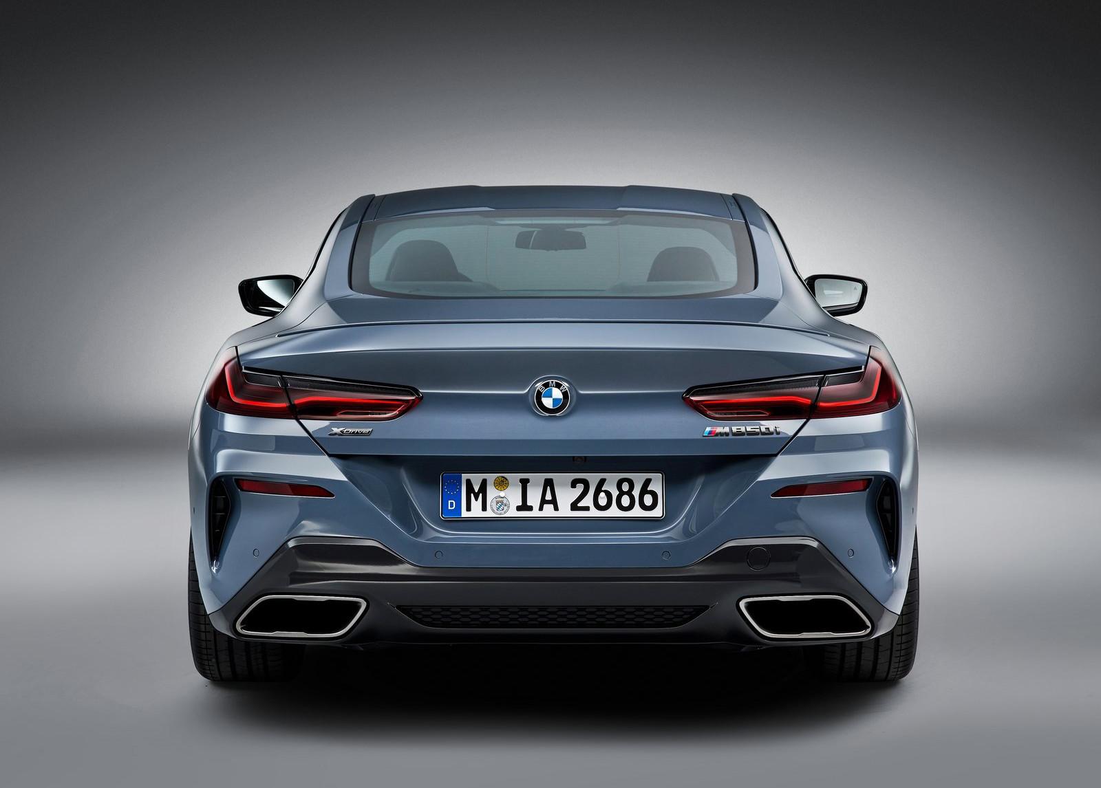 Foto de BMW Serie 8 (31/57)