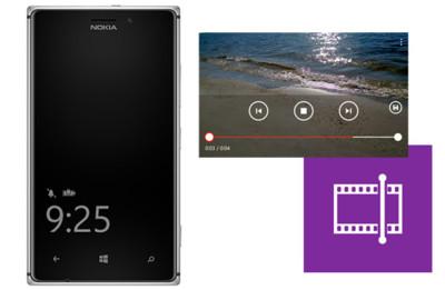 Nokia mejora su ecosistema Lumia con Nokia Glance y Nokia Video Trimmer